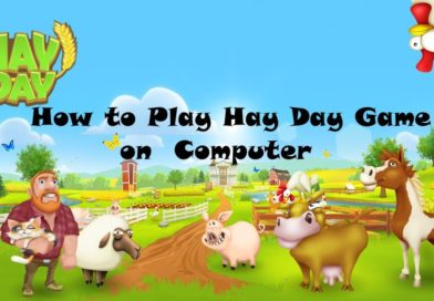 how to play Hay Day on pc