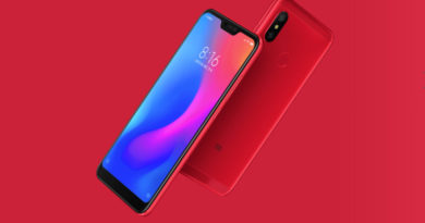 Xiaomi launches Redmi 6 Pro with new notch and familiar Snapdragon 625 SoC