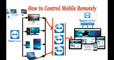How to Control Mobile Remotely