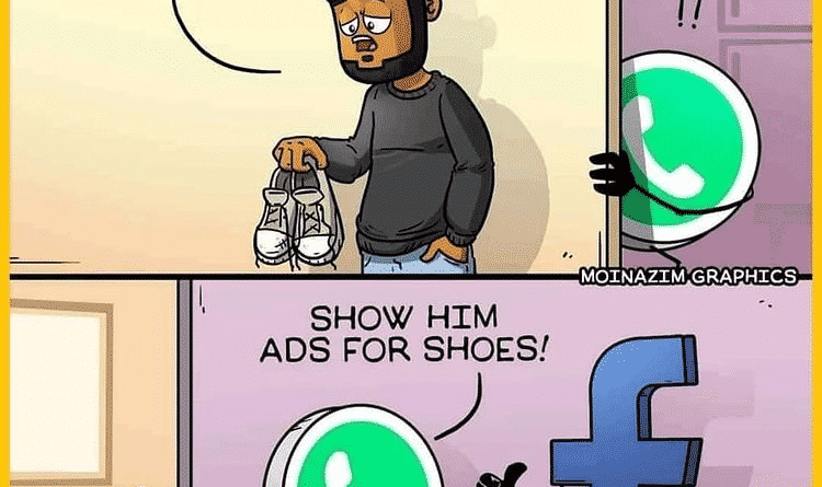 Comics – Facebook Ads